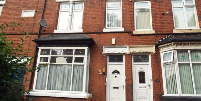 Offers Over £210,000, 4 Bedroom Terraced House For Sale in Small Heath, B10