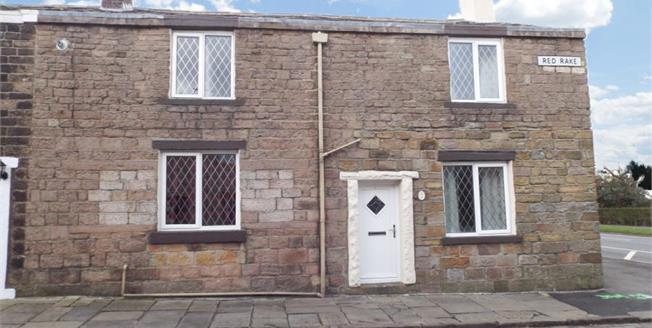 Offers Over £98,000, 3 Bedroom End of Terrace Cottage For Sale in Blackburn, BB1