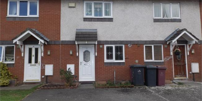 Offers Over £70,000, 2 Bedroom Terraced House For Sale in Blackburn, BB1