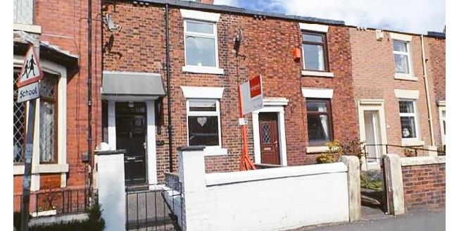 Offers Over £75,000, 2 Bedroom Terraced House For Sale in Blackburn, BB2
