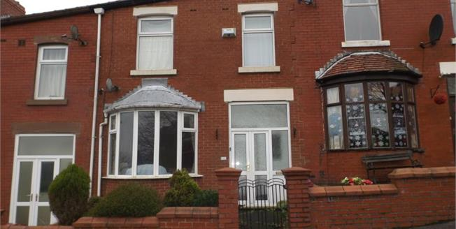 Offers Over £100,000, 3 Bedroom Terraced House For Sale in Blackburn, BB2