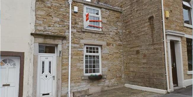 Offers Over £80,000, 2 Bedroom Terraced Cottage For Sale in Blackburn, BB2