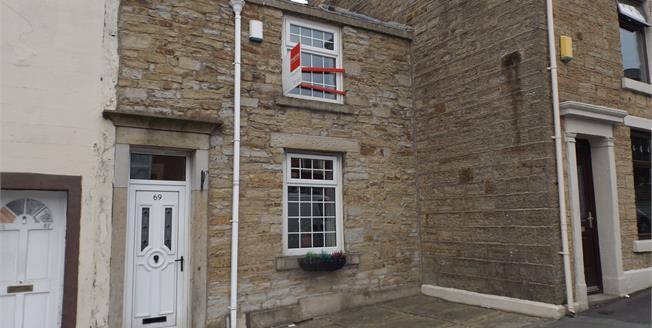Offers Over £80,000, 2 Bedroom Terraced Cottage For Sale in Blackburn, BB2