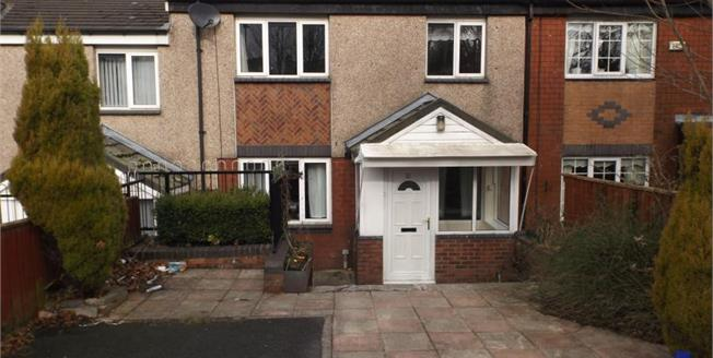 Offers Over £80,000, 2 Bedroom Town House For Sale in Blackburn, BB2