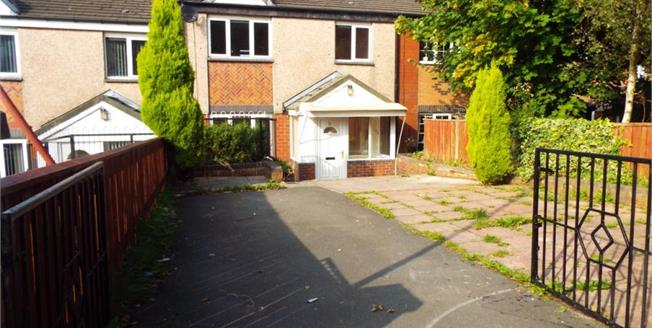 Offers Over £75,000, 2 Bedroom Town House For Sale in Blackburn, BB2