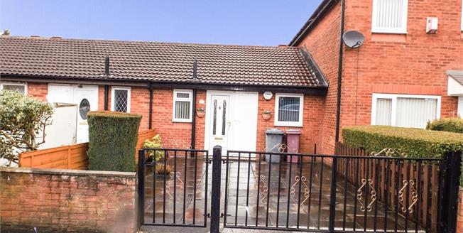 Offers Over £60,000, 1 Bedroom Terraced Bungalow For Sale in Blackburn, BB1