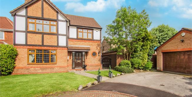 Offers in the region of £240,000, 4 Bedroom Detached House For Sale in Blackburn, BB2