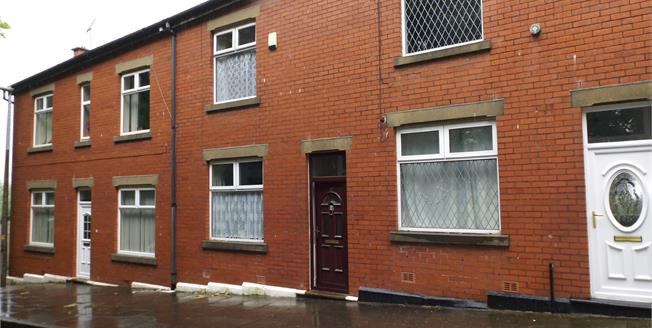Offers Over £70,000, 2 Bedroom Terraced House For Sale in Blackburn, BB2