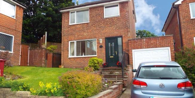 Asking Price £140,000, 3 Bedroom Detached House For Sale in Blackburn, BB1