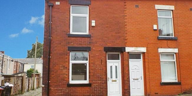 £50,000, 2 Bedroom End of Terrace House For Sale in Blackburn, BB2