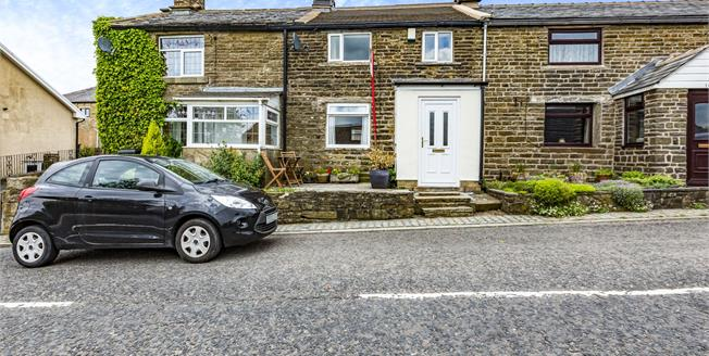 Offers Over £100,000, 2 Bedroom Terraced Cottage For Sale in Belthorn, BB1