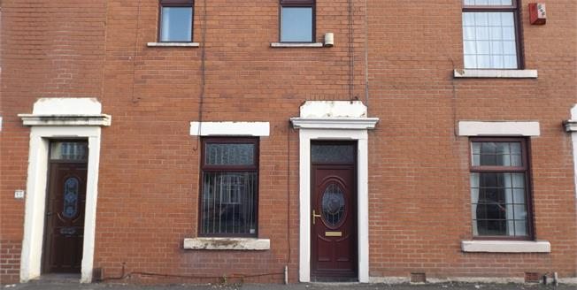 Offers Over £70,000, 3 Bedroom Terraced House For Sale in Blackburn, BB1
