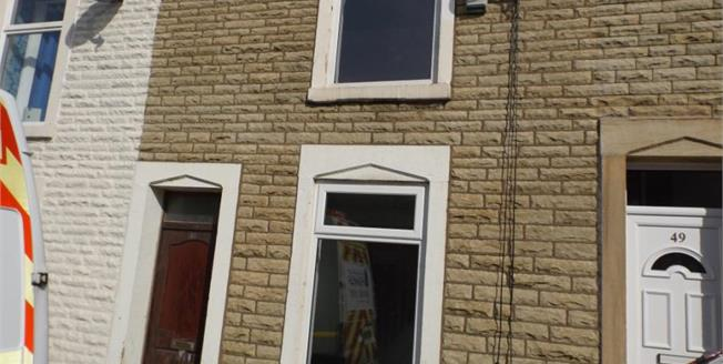 Asking Price £32,000, 2 Bedroom Terraced House For Sale in Accrington, BB5