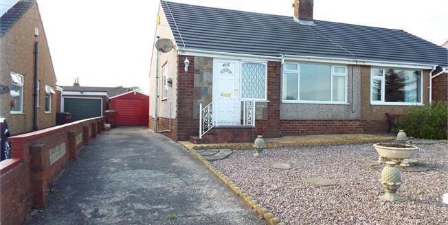 Asking Price £135,000, 2 Bedroom Semi Detached Bungalow For Sale in Blackburn, BB1