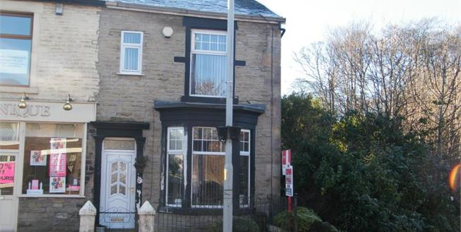 Offers Over £110,000, 4 Bedroom Semi Detached House For Sale in Blackburn, BB2