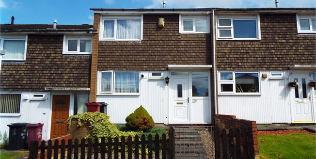 Offers Over £80,000, 3 Bedroom Terraced House For Sale in Blackburn, BB2