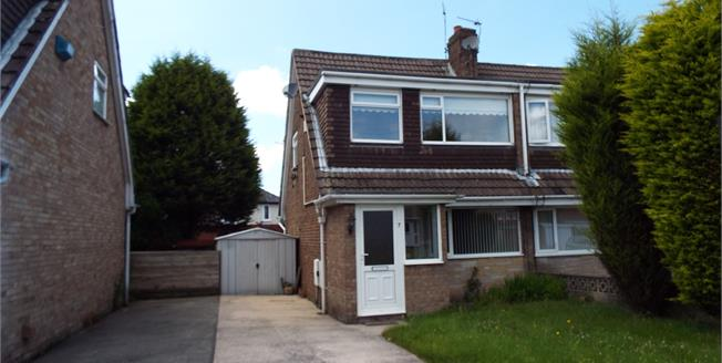 Offers Over £110,000, 3 Bedroom Semi Detached For Sale in Blackburn, BB2