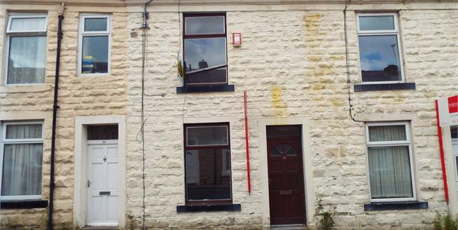 Asking Price £38,000, 2 Bedroom Terraced House For Sale in Accrington, BB5