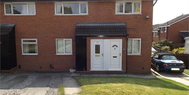 Offers Over £65,000, 2 Bedroom Flat For Sale in Blackburn, BB1