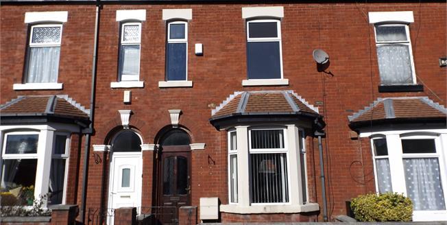 £50,000, 3 Bedroom Terraced House For Sale in Blackburn, BB2