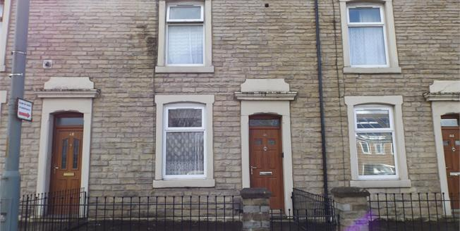 Offers Over £70,000, 4 Bedroom Terraced House For Sale in Blackburn, BB1