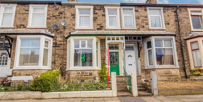 Offers Over £130,000, 3 Bedroom Terraced House For Sale in Blackburn, BB2