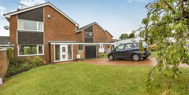 Offers Over £185,000, 3 Bedroom Link Detached House For Sale in Ramsgreave, BB1