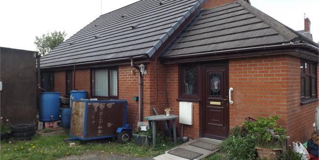 Asking Price £125,000, 2 Bedroom Detached Bungalow For Sale in Blackburn, BB2