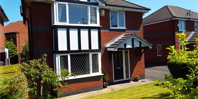 Offers Over £180,000, 4 Bedroom Detached House For Sale in Blackburn, BB2