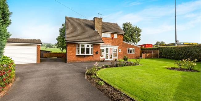 Offers Over £340,000, 4 Bedroom Detached House For Sale in Mellor Brook, BB2