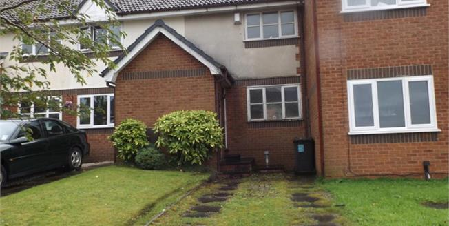 £55,000, 2 Bedroom Terraced House For Sale in Blackburn, BB2
