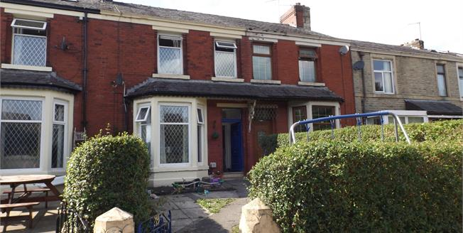 Asking Price £100,000, 4 Bedroom Terraced House For Sale in Blackburn, BB1