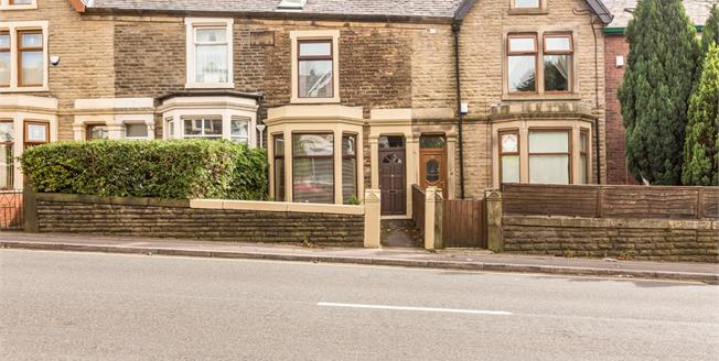 Offers Over £145,000, 4 Bedroom Terraced House For Sale in Blackburn, BB2