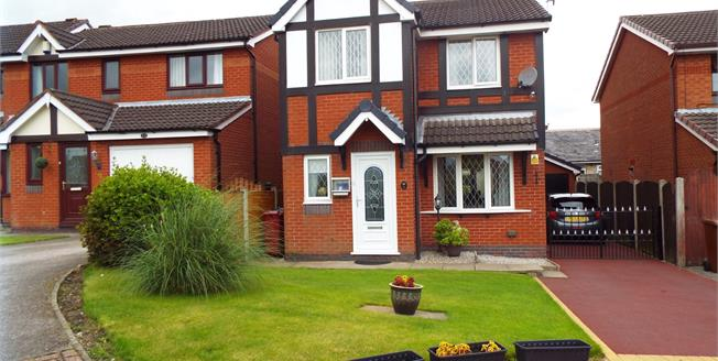 Offers Over £160,000, 3 Bedroom Detached House For Sale in Blackburn, BB2
