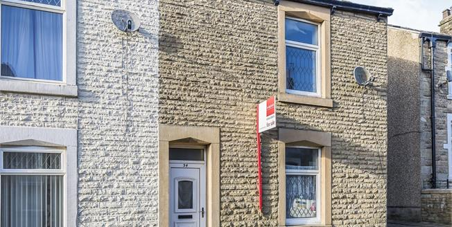 Asking Price £60,000, 2 Bedroom Terraced House For Sale in Accrington, BB5