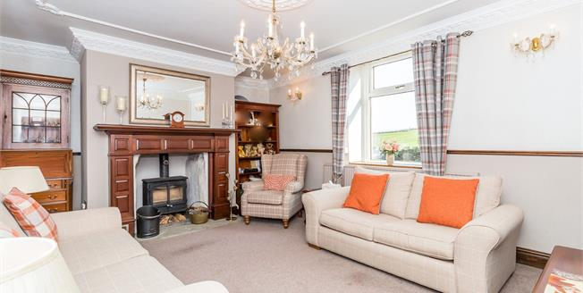 Asking Price £220,000, 3 Bedroom End of Terrace House For Sale in Belthorn, BB1