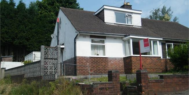 Asking Price £110,000, 3 Bedroom Semi Detached Bungalow For Sale in Blackburn, BB2