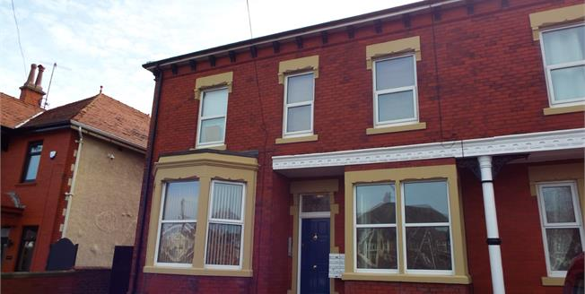£85,000, 1 Bedroom Flat For Sale in Blackpool, FY3