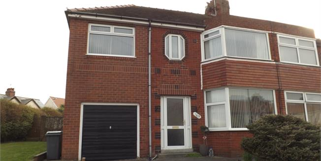 Offers Over £170,000, 4 Bedroom Semi Detached House For Sale in Blackpool, FY2