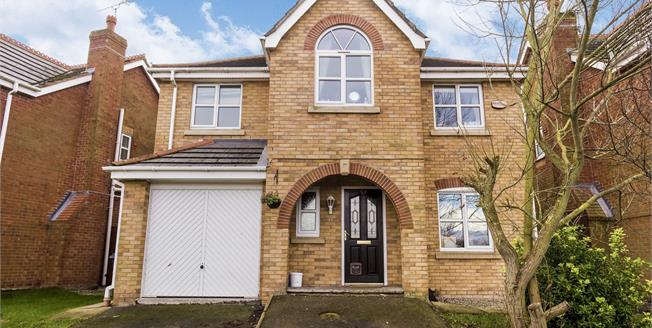 Asking Price £214,950, 4 Bedroom Detached House For Sale in Blackpool, FY3