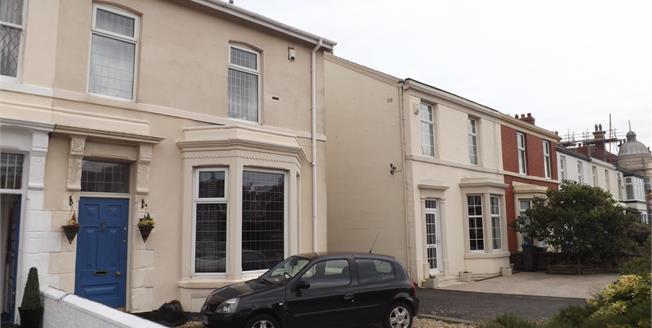 Offers Over £165,000, 4 Bedroom Semi Detached House For Sale in Blackpool, FY4
