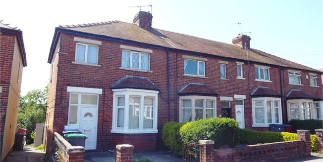 Offers Over £90,000, 3 Bedroom End of Terrace House For Sale in Blackpool, FY4