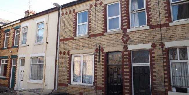 Asking Price £69,995, For Sale in Blackpool, FY3
