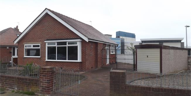 Asking Price £150,000, 2 Bedroom Detached Bungalow For Sale in Blackpool, FY4