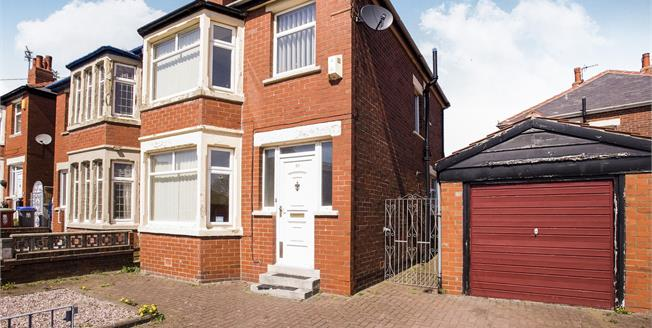 Asking Price £130,000, 3 Bedroom Semi Detached House For Sale in Blackpool, FY3
