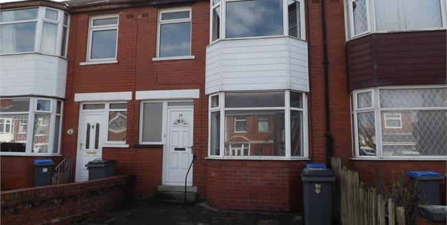 Asking Price £110,000, 3 Bedroom Terraced House For Sale in Blackpool, FY3