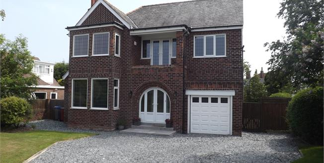 Asking Price £350,000, 4 Bedroom Detached House For Sale in Blackpool, FY3