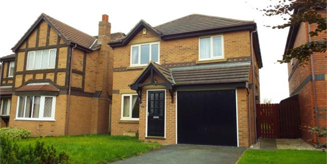 Offers Over £180,000, 4 Bedroom Detached House For Sale in Blackpool, FY3
