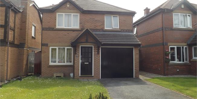 Offers Over £200,000, 4 Bedroom Detached House For Sale in Blackpool, FY3