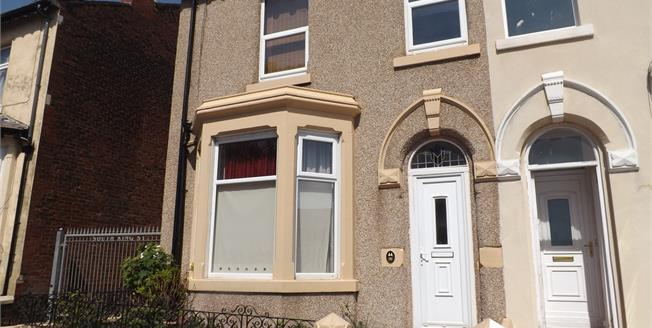 Asking Price £69,995, 4 Bedroom End of Terrace House For Sale in Blackpool, FY1